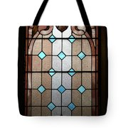 Stained Glass Lc 15 Tote Bag