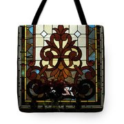 Stained Glass Lc 16 Tote Bag