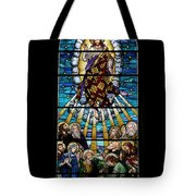 Stained Glass Pc 01 Tote Bag