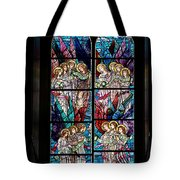 Stained Glass Pc 05 Tote Bag