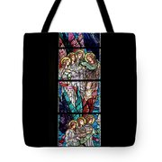 Stained Glass Pc 06 Tote Bag