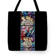 Stained Glass Pc 07 Tote Bag