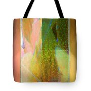 Stained Glass Shower Tote Bag