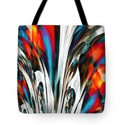 Stained Tote Bag
