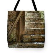 Stair Light Tote Bag