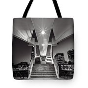 Stairs Of Art Tote Bag