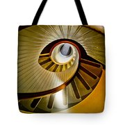 Stairs Stares Tote Bag