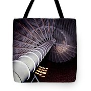 Stairs To The Light Tote Bag