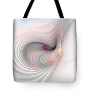 Stairs To Where Tote Bag