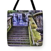 Stairway In Time Tote Bag