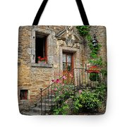Stairway Provence France Tote Bag