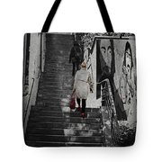 Stairway To.. Tote Bag