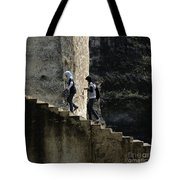 Stairway To Somewhere Tote Bag