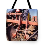 Stalk-puller Tote Bag