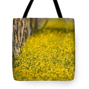 Stalks And Sunshine Tote Bag