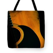 Standing In The Shadows Tote Bag