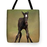 Standing On All Fours Tote Bag