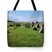 Standing Stones On A Landscape Tote Bag