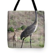 Standing Tall Tote Bag