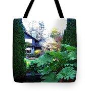 Stanley Park Pavilion Tote Bag
