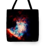 Star Birth Tote Bag by Nasa