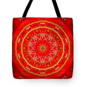 Star Cookie Art Tote Bag