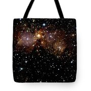 Star Forming Regions Tote Bag