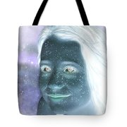 Star Freckles Tote Bag