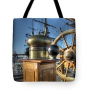 Star Of India Tote Bag