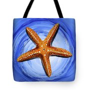 Star Of Mary Tote Bag by J Vincent Scarpace
