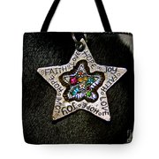 Star Of My Heart Tote Bag