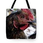 Star Of The Hen Party Tote Bag