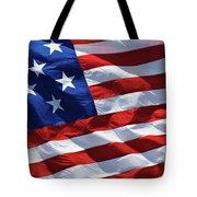 Star Spangled Banner - D001883 Tote Bag