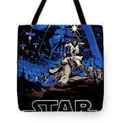 Star Wars Poster Tote Bag