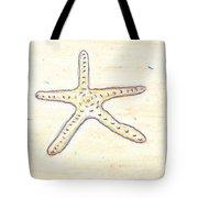 Starfish 1 Tote Bag