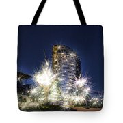 Starlight Building Tote Bag