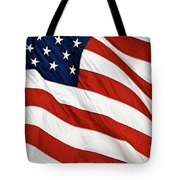 Stars And Stripes - D004586 Tote Bag