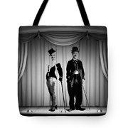 Stars On Stage Tote Bag