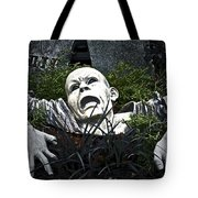 State Fair After Dark Tote Bag by Gwyn Newcombe