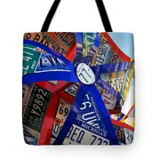 State Flowers Tote Bag