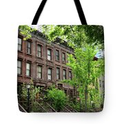 Stately Ny Street Tote Bag