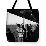 Staten Island Ferry 2 Tote Bag