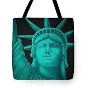 Statue Of Liberty ... Tote Bag