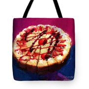 Stawberry Sin Tote Bag