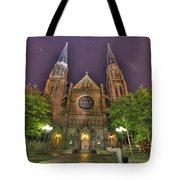 Ste. Anne De Detroit Tote Bag by Nicholas  Grunas