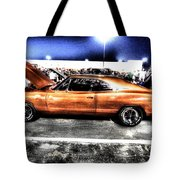 Stealing The Show Tote Bag