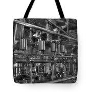 Steam Valves Tote Bag