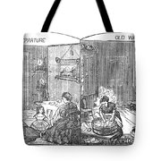 Steam Washer, 1872 Tote Bag