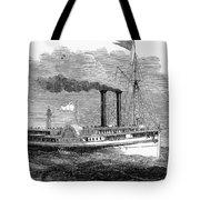 Steamboat, 1850 Tote Bag