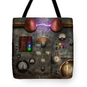 Steampunk - The Modulator Tote Bag